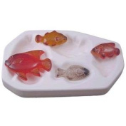 Tropical Fish Casting Mould