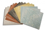 Urban Assortment Fusible Paper - Fifteen 13cm Sheets