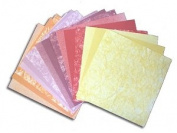 Autumn Assortment Fusible Paper - Fifteen 13cm Sheets