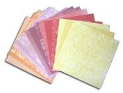 Autumn Assortment Fusible Paper - Fifteen 13cm Sheets