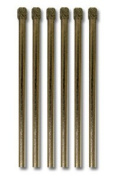 2.1mm Jewellery Drill Bits - 6 Pack
