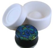 7.6cm - 1.3cm Round Box With Lid Casting Mould