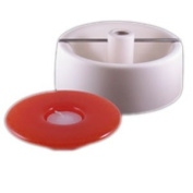 13cm Round Candle Holder Mould
