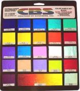 Cbs Sample Pack On Thin Black - 90 Coe