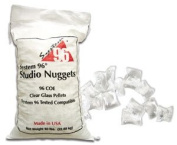 50 Lb Glass Studio Nuggets - 96 Coe