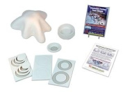 Starfire Drape Mould And Foot Casting Mould Bundle