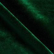 Stretch Velvet Hunter Fabric