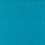 Turquoise Anti Pill Solid Fleece Fabric, 150cm Inches Wide - Sold By the Yard