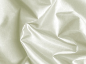 Ivory Silky Habutae Lining Fabric 150cm By the Yard