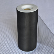 Premium Tulle on Spool (15cm Wide x 25 Yards Long) - Black