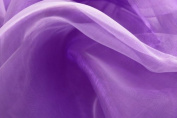 Purple Mirror Organza Fabric 150cm /150cm x 1yd