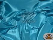 Taffeta Solid Fabric DARK AQUA / 150cm Wide / Sold by the yard