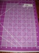 2.5cm Square Grid Quilting Stencil