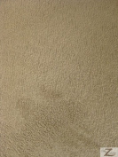 Suede Microsuede Upholstery Fabric-Mocha- 150cm Sold By The Yard -Passion Suede