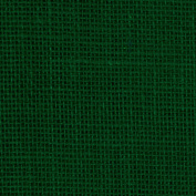 120cm Shalimar Burlap Emerald Fabric By The Yard