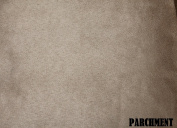 """150cm MICRO SUEDE FABRIC """"PARCHMENT"""" FOR UPHOLSTERY (PASSION SUEDE) BTY"""