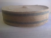 Green Jute Webbing - 10 Yards