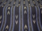 Cotton woven fabric pattern Kurume colour : Arrowhead pattern