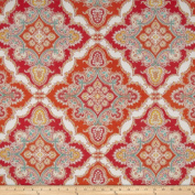 P Kaufmann Indoor/Outdoor Zoie Tangerine Fabric