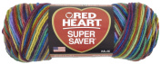 Red Heart Super Saver Yarn, Primary