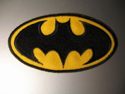 BATMAN IRON-ON PATCH - 8.6cm x 4.6cm