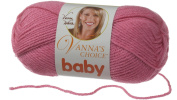 Lion Brand Vanna's Choice Baby Yarn Pink Poodle