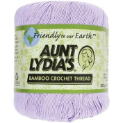 Aunt Lydia's Bamboo Crochet Thread Size 10-Lilac