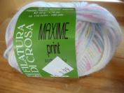 Filatura Di Crosa Maxime Print #5040 White/baby Multi
