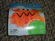 Orange Crab Yarn Doll Craft Kit