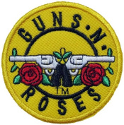 Guns N' Roses classic rock music collection patch
