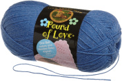 Lion Brand Denim -Yarn Pound Of Love