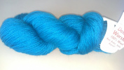 Deluxe Worsted Yarn 100% Wool Yarn Caribbean Sea