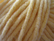 Lerici Cotton Acrylic Yarn #14 Yellow