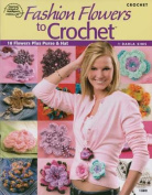 American School-fashion Flowers To Crochet