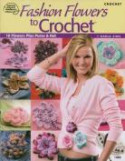 American School-fashion Flowers To Crochet