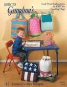 Jeanette Crews Designs Going to Grandma's Book # 16037