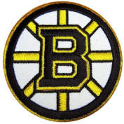 NHL BOSTON BRUINS HOCKEY Embroidered Easy Iron On Patch