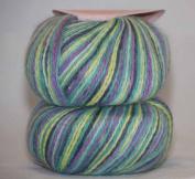 1x25g25ml 100% Angora Wool, Novangora, Worsted Yarn By Nova, Canada, #3838