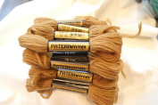 Paternayan Needlepoint 3-ply Wool Yarn-Colour-418-Biscuit Brown