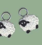 Stitch Markers: Sheep