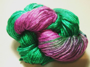 100% Pure Mulberry Duke Silk Yarn 50 gramme Worsted Weight Oz DS10