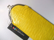 Namaste Canary Yellow Mini Cosy Knitting Needle Crochet Hook Case