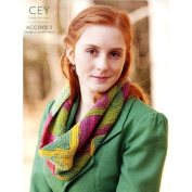 Classic Elite Pattern Book 9198 Accents 2 Liberty Wool Yarn