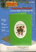 Christmas Greetings : A Cross Stitch Needlecraft Kit #81693