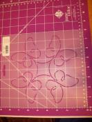 18cm Promise Quilting Stencil
