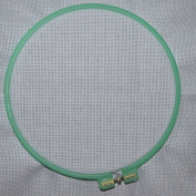 Needlecrafts Embroidery Round Flexi Hoop - 18cm