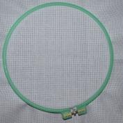 Needlecrafts Embroidery Round Flexi Hoop - 18cm