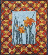 Day Lilies Quilting Pattern