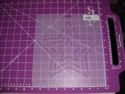 20cm Star Quilting Stencil