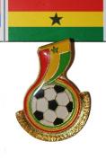 Ghana FIFA World Cup Metal Lapel Pin Badge New